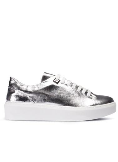 Deery Sneakers Gümüş